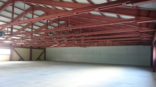 Сдам складское помещение 920м2, прямая аренда