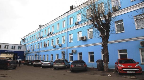 Офис 450м2, Даниловский,  Холодильный переулок,  д.1к1 стр 3