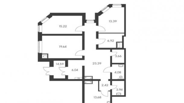 Продажа торгового помещения  116.5м2,  , 13980000 руб.