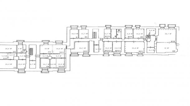 Офисное помещение 150м2, Москва, метро Красные ворота