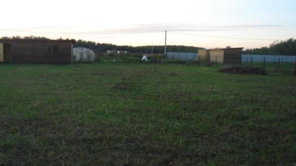 Земля 800м2, Московская область,  Ступинский  деревня Щапово,  Каширское шоссе