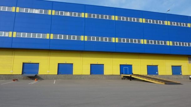 Склад 1252 м2, Солнцево,  Адмирала Корнилова улица,  д.61влд2,  Киевское шоссе,  3
