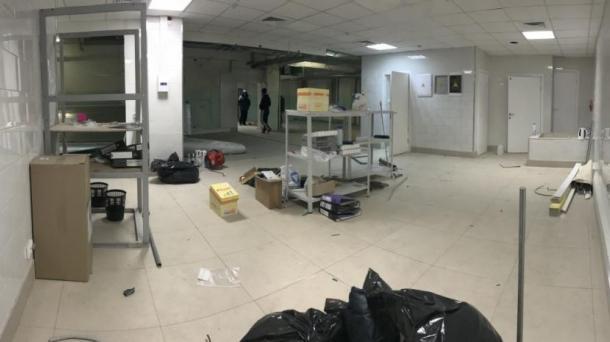 Помещение под производство 250м2, метро Тушинская