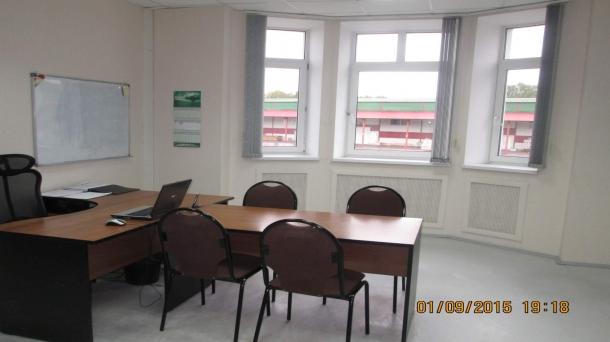 Аренда офисного помещения 1200м2,  , прямая аренда