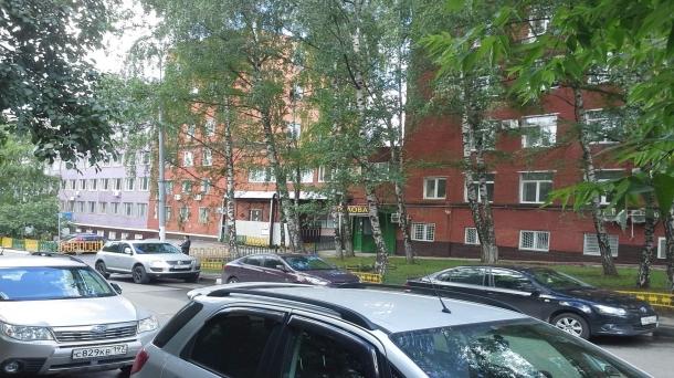 Офис 38.4м2, Котловка,  Кржижановского улица,  д.31