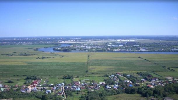 Земля 200000м2, Московская область,  Раменский  деревня Дурниха,  Новорязанское шоссе