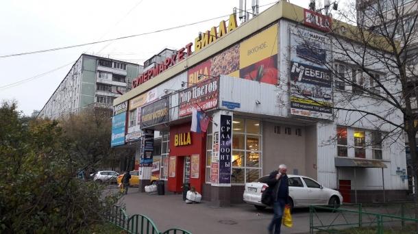 Аренда торгового помещения  60м2, Москва, 89000руб.