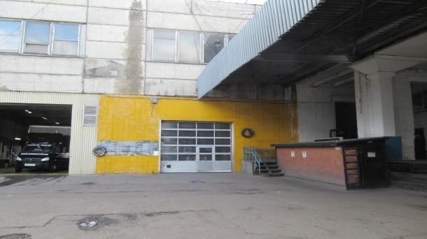 Помещение под производство 201м2, метро Беговая