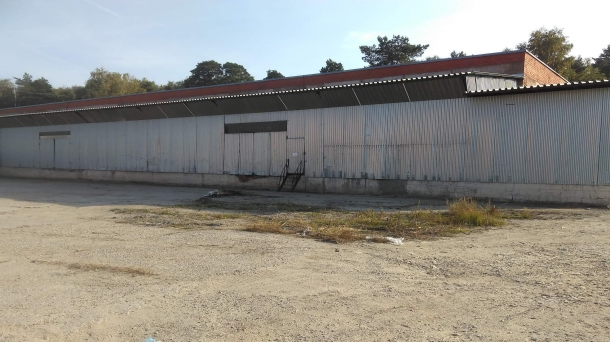 Помещение под склад в аренду 417м2,  , прямая аренда