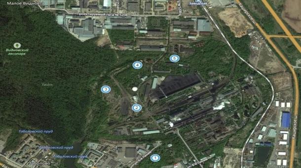 Земля 26130м2,  Видное,  Жилой комплекс Видный территория,  Каширское шоссе
