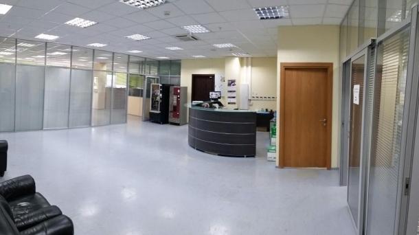 Офис 776.06м2, Даниловский,  Андропова проспект,  д.18стр7,  Варшавское шоссе