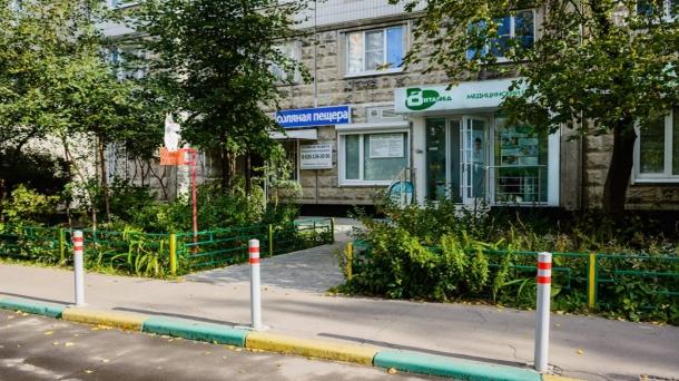 Офис 57м2, Волоколамская