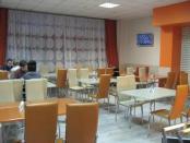 Готовый бизнес столовая кафе в БЦ 125 м2