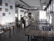 Кафе столовая буфет на 1-ой линии 80м2