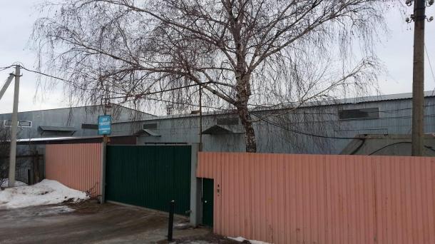 Склад 185 м2,  Подольск,  Большая Серпуховская улица,  д.83а,  Симферопольское шоссе