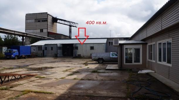 Помещение под производство 900м2