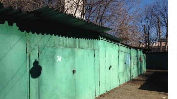 Гараж 18 м2, метро Отрадное