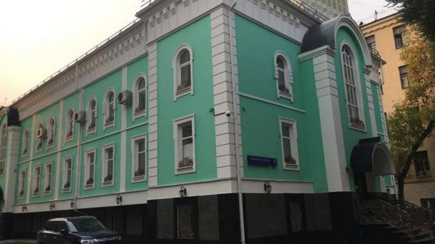 Здание 1638.7 м2 , метро Смоленская