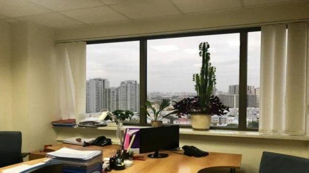 Офисное помещение 2262.15м2, метро Комсомольская