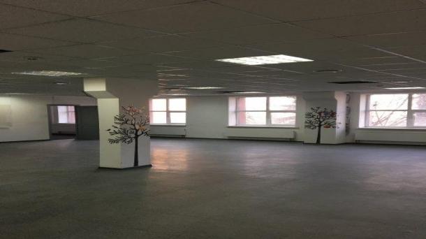 Офис 601.6м2, Нагатинская
