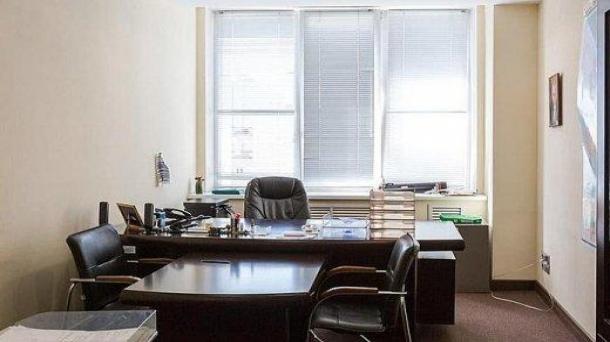 Офис 275.5м2, Александровский сад
