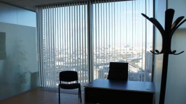 Офис 29м2, Международная