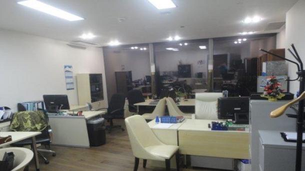 Офис 557.9м2, Международная