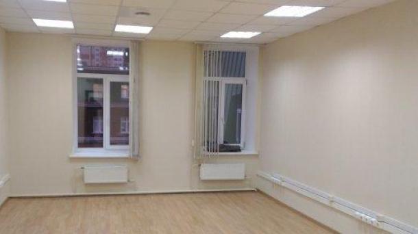 Офис 121.5 м2 у метро Коломенская