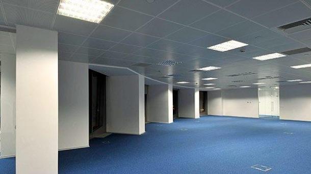 Офис 1350м2, Беговая