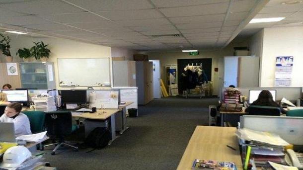 Аренда офисного помещения 368м2, Москва, 843088руб.