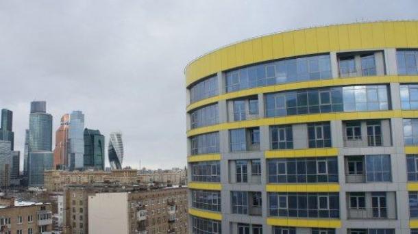 Офис 246м2, Кутузовская