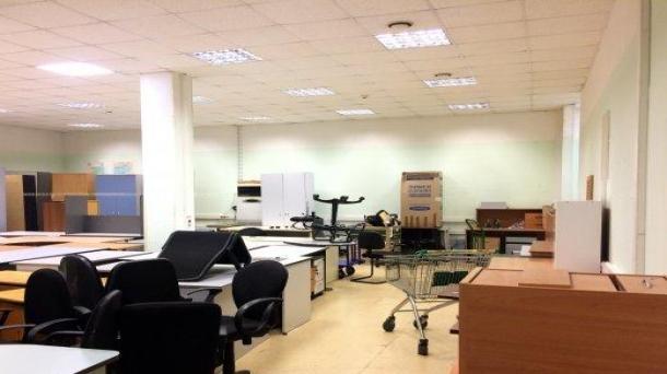 Сдам офисное помещение 166.8м2, метро , Москва