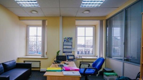 Офисное помещение 111.4м2, метро Рязанский проспект, 232047руб.