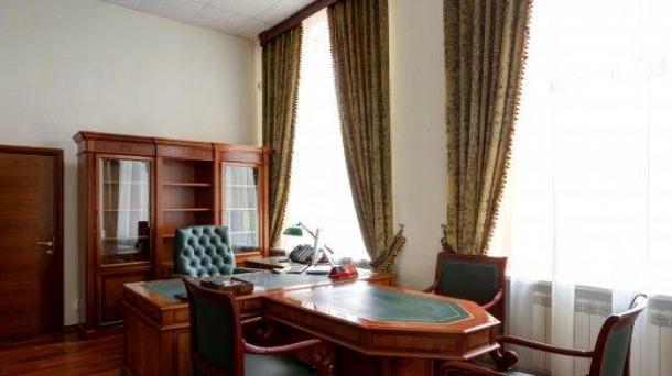 Аренда офисного помещения 94.4м2,  196636руб.