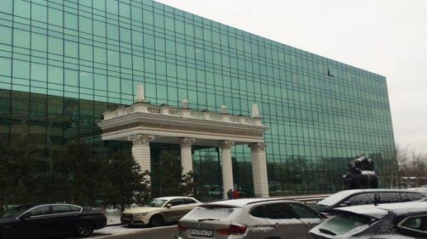 Офис 221 м2 у метро Кунцевская