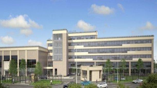 Офис 630.56м2, Красногвардейская