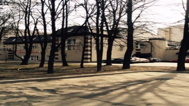 Аренда офисного помещения 550м2,  метро Коломенская