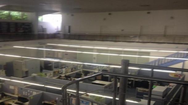 Офис 1100м2, Нагатинская