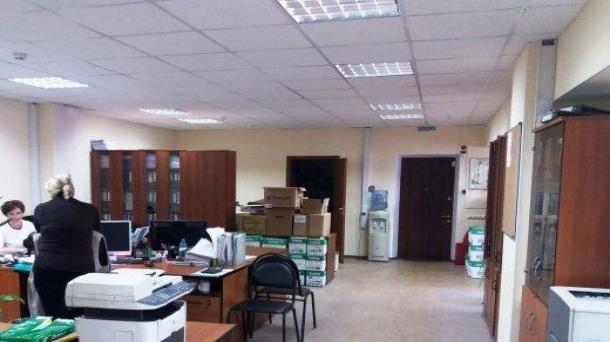 Сдаю офисное помещение 101.2м2, метро Автозаводская, Москва