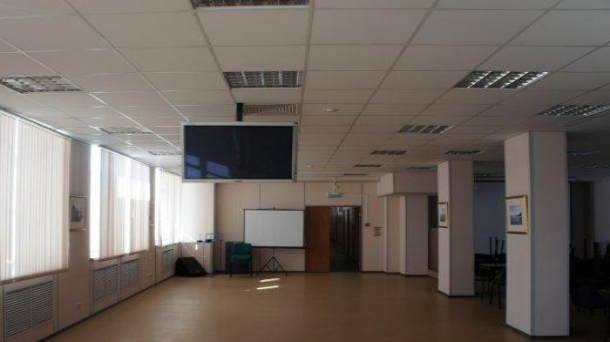 Офис 244.5м2, Авиамоторная