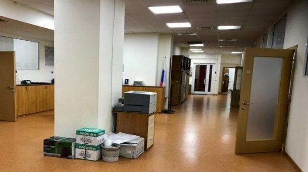 Офис 245.4м2, Рижская