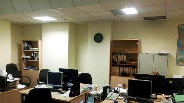 Офис 54.4м2, Бауманская
