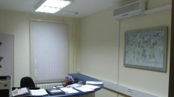 Офис 811м2, Чкаловская