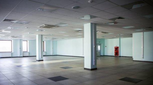 Офис 976.8м2, Волоколамская