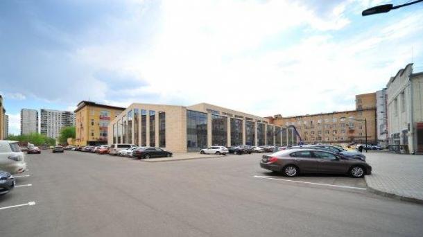 Аренда под офис 969.1м2,  Москва