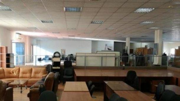 Аренда офиса 600м2, метро Автозаводская, Москва