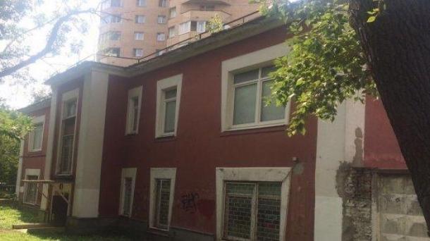 Здание 385 м2 , метро Маяковская