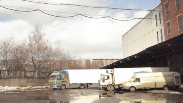 Склад 980 м2, Дорожная улица, 48