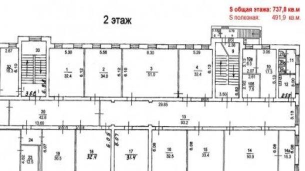 Отдельно стоящее здание в аренду 5126.4м2,  5126400руб.