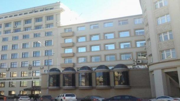 Офис 715м2, Мясницкая улица, 35